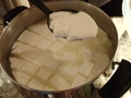 Separating the curds from the whey